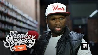 Download 50 Cent Goes Sneaker Shopping with Complex Video