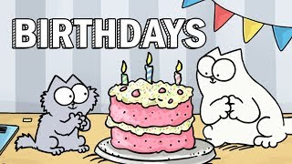 Download Birthdays - Simon's Cat | GUIDE TO Video