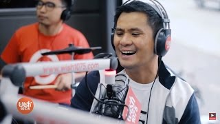 Download Ogie Alcasid performs ″Ikaw Lamang″ LIVE on Wish 107.5 Bus Video