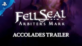 Download Fell Seal: Arbiter's Mark - Announce Trailer | PS4 Video