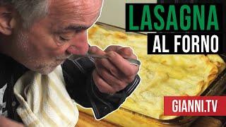 Download Lasagna al Forno with Fresh Pasta, Italian Recipe - Gianni's North Beach Video