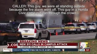 Download New 911 calls released from OSU attack Video