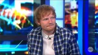 Download Ed Sheeran's BEST Live Australian Tv Interview 25-9-2014 Video