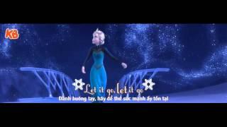 Download [Vietsub - Kara] Let It Go - Idina Menzel [From ″Frozen″] Video