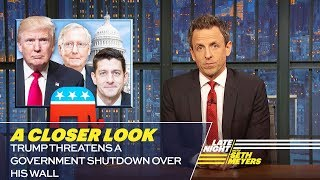 Download Trump Threatens a Government Shutdown over His Wall: A Closer Look Video