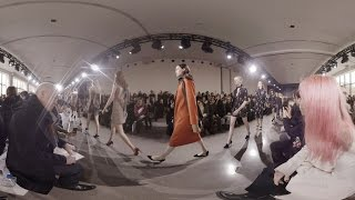 Download All Access at Jason Wu's New York Fashion Week Show(360 Video) Video