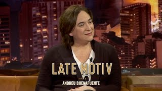 Download LATE MOTIV - Ada Colau. La alcaldesa de Barcelona en Late Motiv | #LateMotivNavidad Video