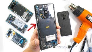 Download Totally Transparent Galaxy S9!! - Clear Smartphone Mod Video