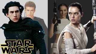 Download Star Wars: Love is the Balance - A Rey and Kylo Ren Story Video
