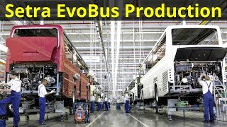 Download Mercedes Setra EvoBus Production Video