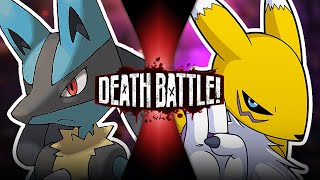 Download Lucario VS Renamon (Pokémon VS Digimon) | DEATH BATTLE! Video