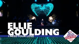 Download Ellie Gouding - 'I Need Your Love' (Live At Capital's Jingle Bell Ball 2016) Video