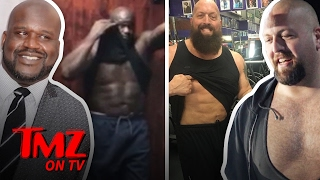 Download Shaq & Big Show: The Great AB Off! | TMZ TV Video