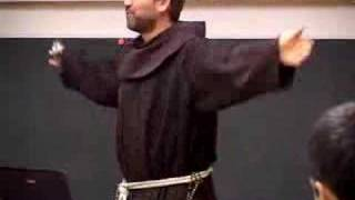 Download A day in the life of a Franciscan friar Video