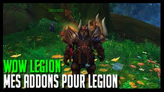 Download Wow Legion - Mes addons pour Legion - Hoos Gaming Video