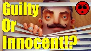 Download The TRAGIC TRUTH Behind Hello Neighbor | Culture Shock Video