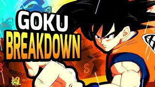 Download Base Goku Breakdown — Dragon Ball FighterZ Tips & Tricks Video