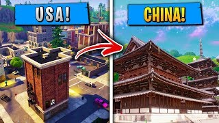 Download Top 5 Things in Fortnite THAT ARE DIFFERENT IN CHINA! Video