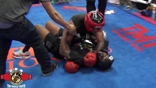 Download MAYWEATHER SPAR WARS: HEATED SPARRING SESSION!! WILL CLEMONS VS CHRISTIAN Video