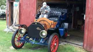 Download 1909 Cadillac First Drive First Start in 79 Years Video