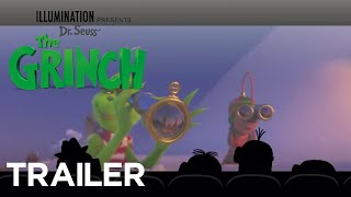 Download Watch The New Grinch Trailer With The Minions Video