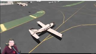 Download Carenado TBM-850 on Pilotedge X-Plane I-5 exam Live Video