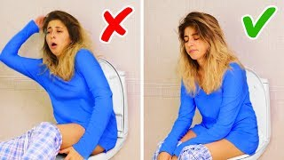 Download 17 GENIUS BATHROOM TIPS THAT WILL CHANGE YOUR LIFE FOREVER Video