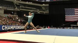 Download Grace Quinn – Floor Exercise – 2015 P&G Championships – Jr. Women Day 2 Video