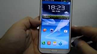 Download Samsung Galaxy Note II N7100 / N7105 - Unboxing Completo Video