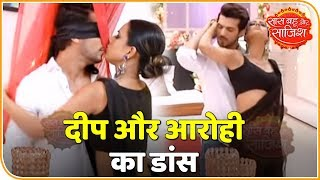 Download Ishq Mein Marjawan: Deep and Aarohi's romantic dance sequence | Saas Bahu Aur Saazish Video