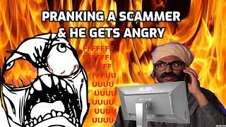 Download PRANKING a Microsoft SCAMMER - He Gets ANGRY! Video