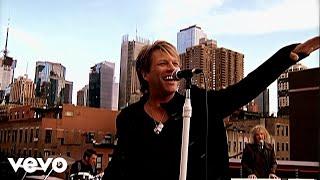 Download Bon Jovi - We Weren't Born To Follow Video