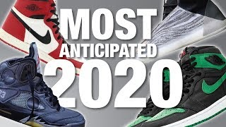 Download TOP 10 MOST Anticipated SNEAKER Releases of 2020 Video
