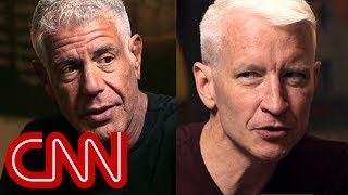 Download Anderson Cooper's tribute to his friend Anthony Bourdain Video