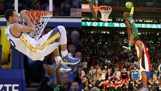 Download NBA Suprising/Rare Dunks Video