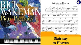 Download Stairway to Heaven - Rick Wakeman version Video