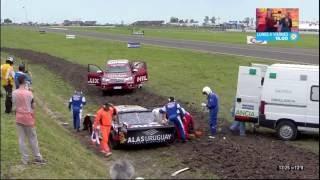 Download Accidente de Lambiris en Concepción del Uruguay - TC2016 Video
