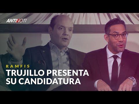 Ramfis Trujillo Inscribe Su Candidatura   El Antinoti
