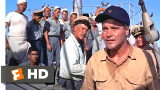 Download Mister Roberts (1955) - Pulver Takes a Stand Scene (10/10) | Movieclips Video