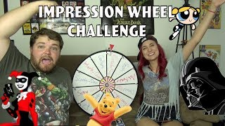 Download Impression Wheel Challenge - Ft. Brizzy Voices Video