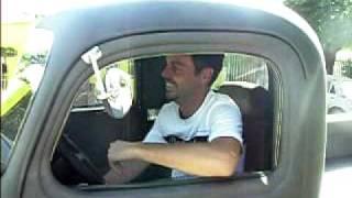 Download rat rod argentina: Diego y su chata chevy 46 Video