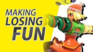 Download How ARMS Makes Losing Fun Video