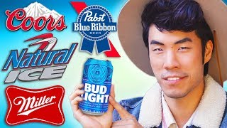 Download Eugene Ranks Cheap American Beer Video