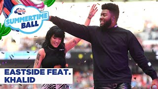 Download Halsey feat. Khalid – 'Eastside' | Live at Capital's Summertime Ball 2019 Video