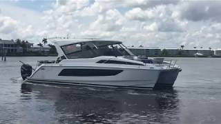 Download 2018 Aquila 36 For Sale at MarineMax Naples Yacht Center Video