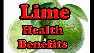 Download 10 Health Benefits of Lime Video