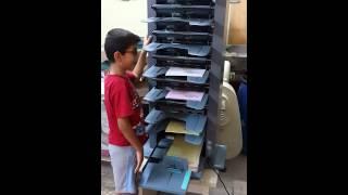 Download Ravza Nur Matbaa mikail usta dublo harman Video