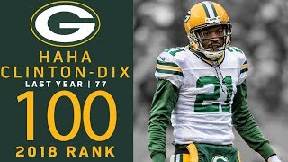 Download #100: Ha Ha Clinton-Dix (S, Packers) | Top 100 Players of 2018 | NFL Video