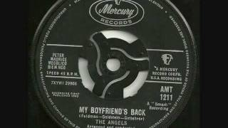 Download THE ANGELS My Boyfriend's Back [original single version] Video