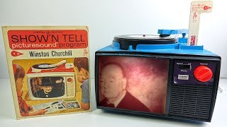 Download Show 'N Tell - 1960s Children's Multimedia System Video
